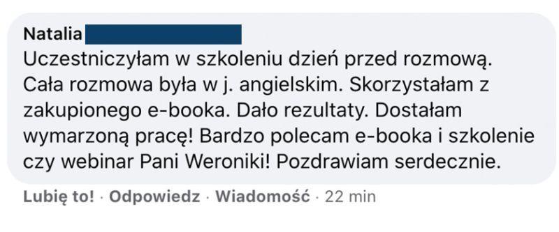 opinia ebook Natalia
